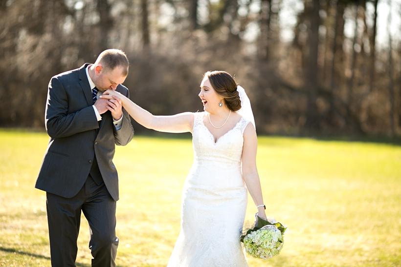 Pulaski Inn Reception | Craig & Holly's Wedding
