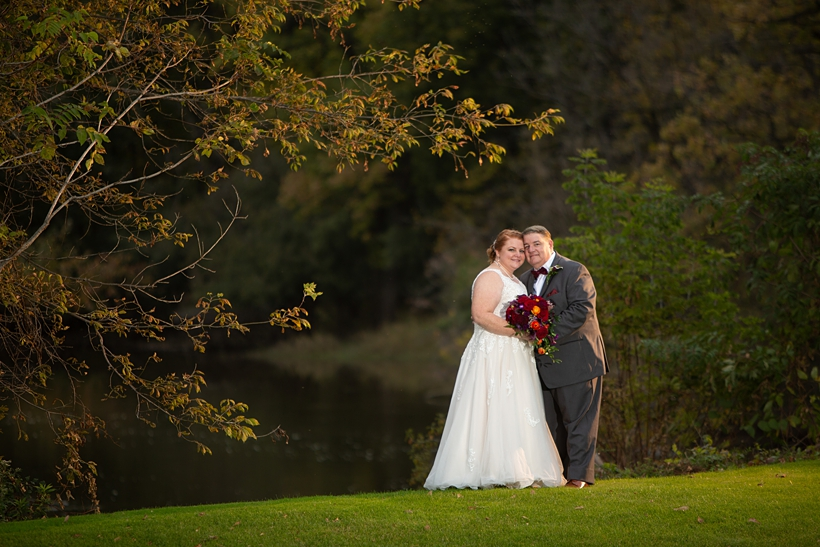 Redfield Estates || Tom & Jessica's Fall Wedding